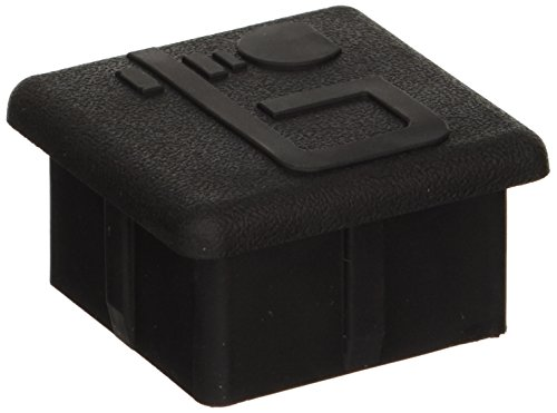 Draw Tite 7050 Rubber Economy Receiver Hitch Tube Cover