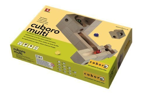 cuboro multi - the trick chest (24 cubes) by cuboro [並行輸入品]   B018HF7S5Y