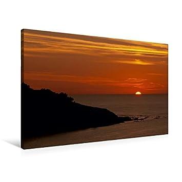 Amazon.de: Calvendo Premium Textil-Leinwand 90 cm x 60 cm Quer ...