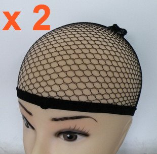Stretchable Net Mesh Cap
