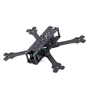 NIDICI Sourceone 226mm FPV Freestyle Drone Frame V2.0 5 inch Carbon Fiber Quadcopter with 4mm arm for 5 Inch Propeller 2205 2207 2306 Brushless Motor 41a 2BnzkRS9L