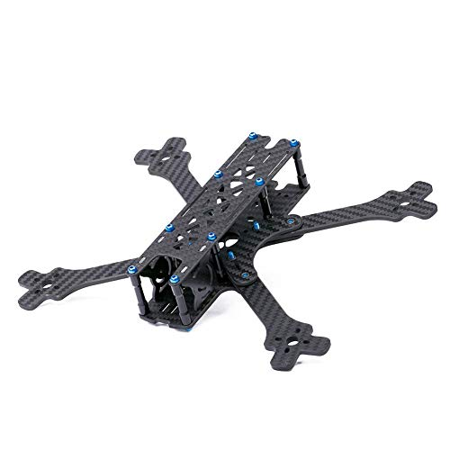 - NIDICI Sourceone 226mm FPV Freestyle Drone Frame V2.0 5 inch Carbon Fiber Quadcopter with 4mm arm for 5 Inch Propeller 2205 2207 2306 Brushless Motor