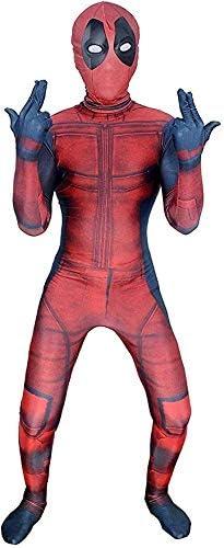 FYBR Disfraz de superpiel para niños de Deadpool, Unisex, para ...