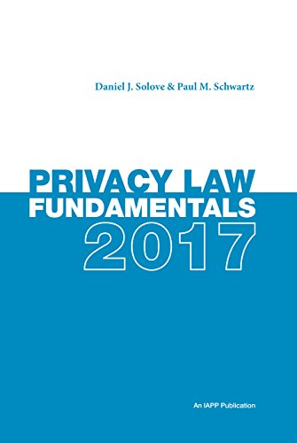 Privacy Law Fundamentals