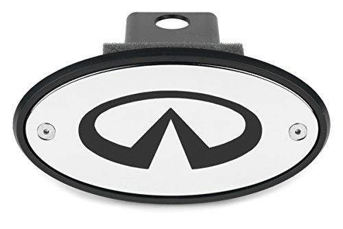High-End Motorsports Infiniti Chrome Receiver Hitch Cover - EX FX QX Q