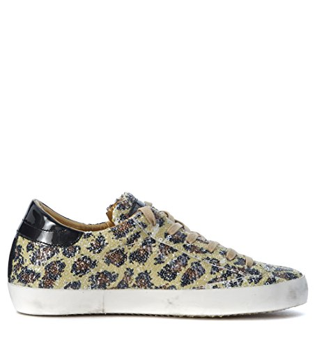 browse cheap price get authentic online Philippe Model Women's Sneaker with Microsequins Spotted Effect Multicolour free shipping pre order comfortable sale online Cheapest cheap price 4KUn39