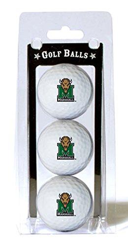 マーシャルのセット3マルチカラーゴルフボール B01IYET31K