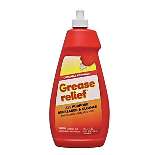 Grease Relief All Purpose Degreaser and Cleaner, 22 Fluid -