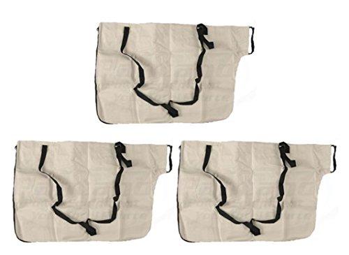 Ryobi RY08510 Homelite UT-08546 Blower Replacement (3 Pack) Leaf Bag # 900960001-3pk