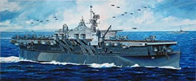 1/350 U.S.S. Independence CVL-22 ~ Smart Kit