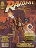 Raiders Of  The Lost Ark. A Marvel Super Special Magazine #18.