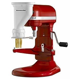 KitchenAid KPEXTA Gourmet Pasta Press - White