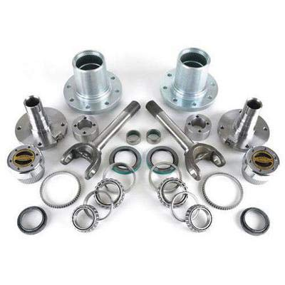 - Dynatrac Free Spin Heavy Duty Front Hub Conversion Kit 00-08 Ram 2500 / 3500