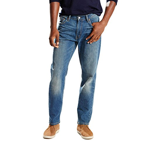 Levi's Men's Big & Tall 541 Athletic Fit Jean, Blue Canyo...