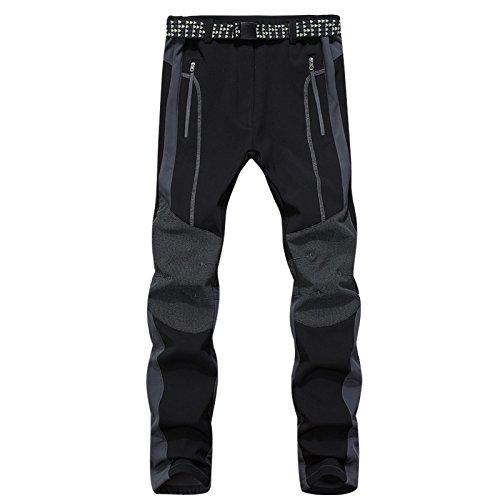 Dyf Fym Sci Grigio Dei Peluche w Salita Solido Resistenza Addensato Pantaloni Di Colore Giacche Skid 5qwCndZq