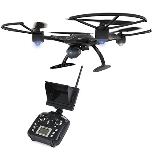 RC Quadcopter - JXD 509G 5.8G FPV Drone with 2.0MP...
