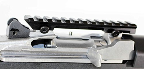 Ruger Ranch Rifle Mini 14 Scope Mount Kit, single rail mount.