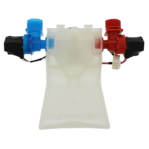 Snap Supply Water Valve for Whirlpool Directly Replaces W10144820 ()