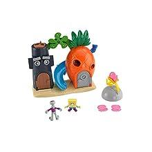 Fisher-Price Imaginext Spongebob Bikini Bottom Playset [Amazon Exclusive]