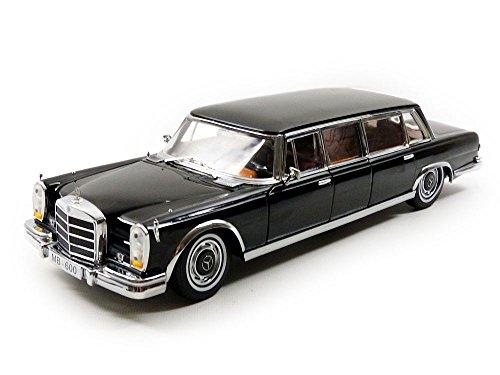 Sunstar Diecast Cars (Mercedes Benz 600 Limousine (1966) Diecast Model Car)