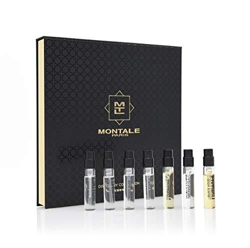 (MONTALE Women's Discovery Samples Eau De Parfum Spray, 7 Count)