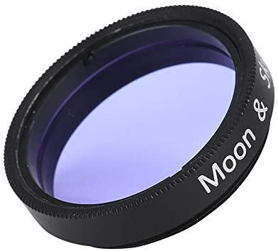 Eyepiece Filter,Moon Filter Glow /& Moon Filter Datyson 1.25 Sky for Telescope Eyepiece Cuts Light Pollution