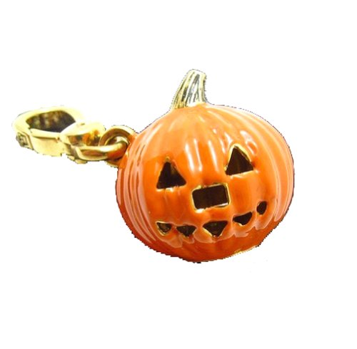 Juicy Couture Pumpkin Jack'O'Lantern Charm ()
