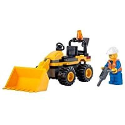 LEGO City Mini-Digger (7246): Toys & Games