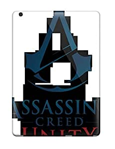 Ipad Air Case, Premium Protective Case With Awesome Look - Assassins Creed Unity