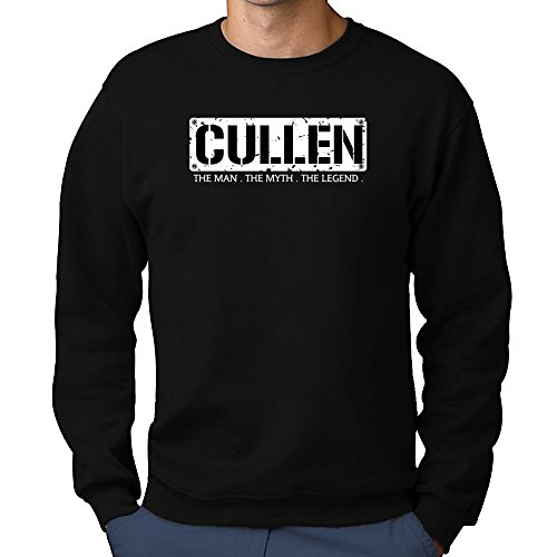 Teeburon Cullen THE MAN THE MYTH THE LEGEND Sweatshirt Cullen Cotton Sweater