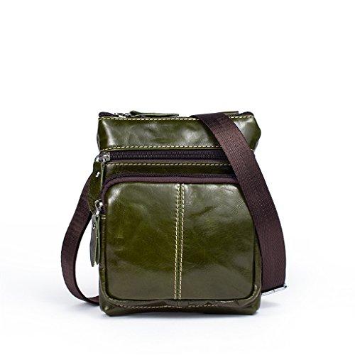 Large Messenger 9 Capacity Briefcases 2 Vintage Shoulder Men's Bags Leather Design Sucastle q8TX4wq