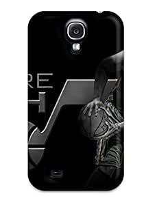 New Galaxy S4 Case Cover Casing(utah Jazz Nba Basketball (43) )