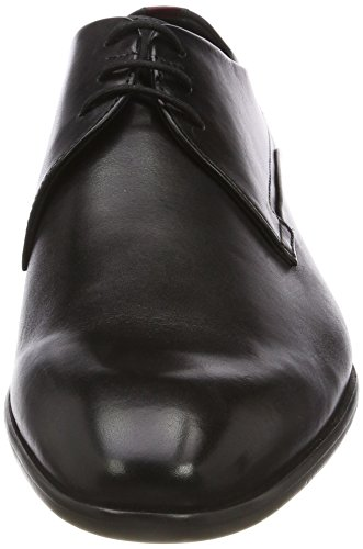 Hugo Derby Uomo Black Nero lt Scarpe Stringate derb 001 Appeal AXxwYqrA