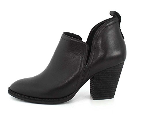 Black Jeffrey Leather Rosalee Campbell Womens Boot wCIFx7HqC