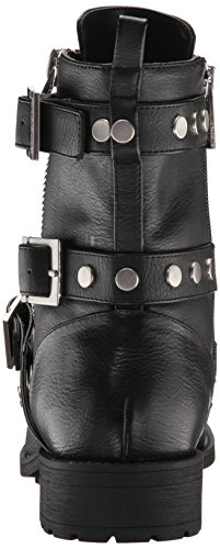 Charles Boot David Women's Black by Colt Motorcycle Charles p5Cqfw