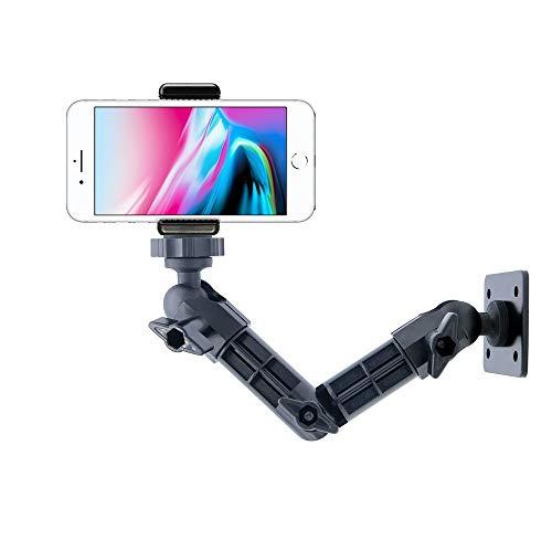 (Phone Wall Mount Holder Bracket for iPhone X,iPhone 8,8 Plus,7,7 Plus - Acetaken)