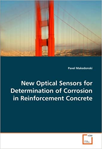 New Optical Sensors for Determination of Corrosion in