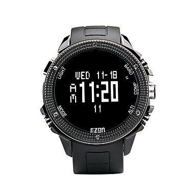 histona famosos Marca Relojes Ezon H501 Senderismo al aire libre Altímetro Brújula Barómetro grandes Elección Reloj Deportivo Para Hombres: Amazon.es: ...