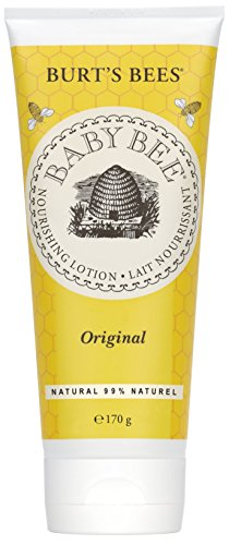 Burt's Bees Baby Bee Original Pflegende Lotion, 1er Pack (1 x 170 g)