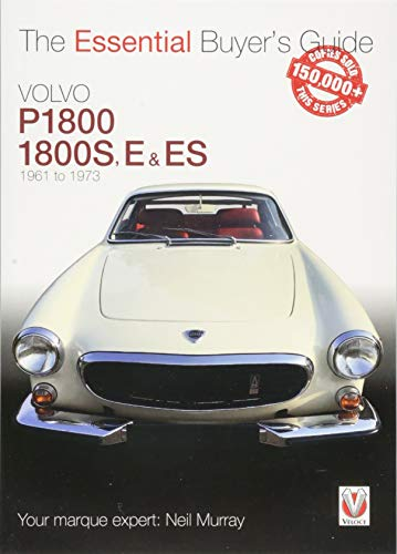 Volvo P1800/1800S, E & ES  1961 to 1973 (Essential for sale  Delivered anywhere in USA