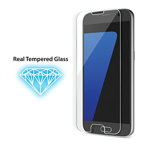 Iluv Screen Protector - iLuv Samsung Galaxy S 7 Tempered Glass Screen Protector - CLEAR