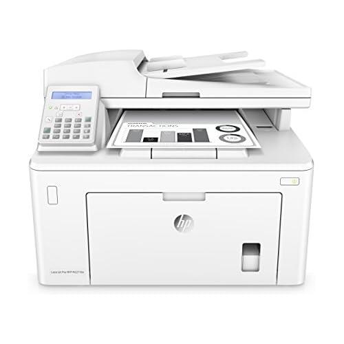 chollos oferta descuentos barato HP Laserjet Pro MFP M227fdn Impresora láser multifunción LAN fax copiar escanear Imprimir en Blanco y Negro 28 ppm Color Blanco