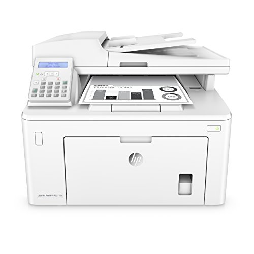 Hewlett Packard M227fdn All-in-One Laser Printer with Print