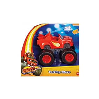 Fisher-Price Nickelodeon Blaze & The Monster Machines, Talking Blaze