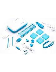 i-CON DSi 22-IN-1 DELUXE STARTER KIT BLUE/WHITE - Nintendo DS