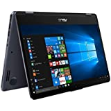 "2018 Newest ST Asus Vivobook Flip 14"" FHD 1920 x 1080 Glossy Touchscreen Display Laptop | Intel Core i5-8250U | 8GB DDR4 | 256GB SSD | Quad-core | HDMI | Stylus Pen Included | Windows 10"