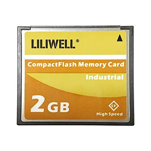LILIWELL Original 2 GB 133x CompactFlash Memory Card TS2GCF133