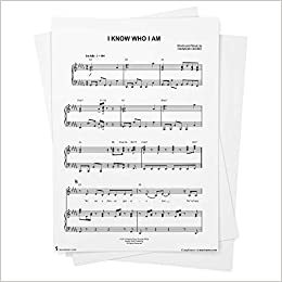 i know who i am sheet music by sinach - piano/vocal/chords, singer pro from  musicnotes: sinach, sinach, osinachi okoro: amazon.com: books  amazon.com