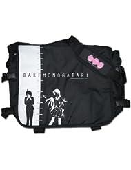 Great Eastern Entertainment Bakemonogatari Hitagi & Araragi Messenger Bag