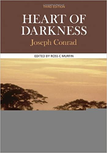 An analysis of imagery in heart of darkness by joseph conrad